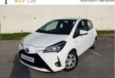 Toyota YARIS HYBRIDE BUSINESS LCA 2016